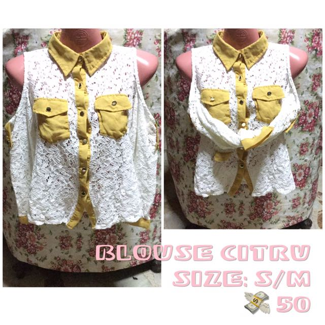 Blouse Citru