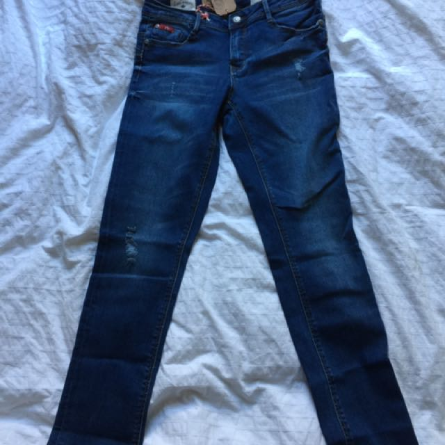 Brand New Lee Coopers Jeans Sz 28