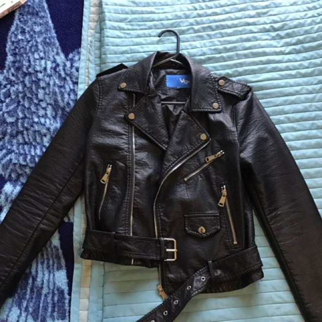 Brand new Valley Girl Black Jacket