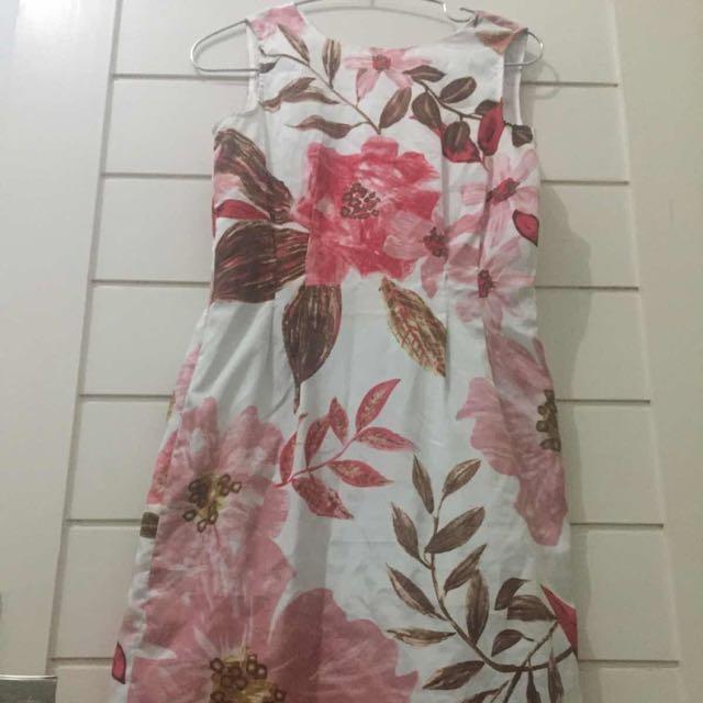 BYSI , Floral Dress