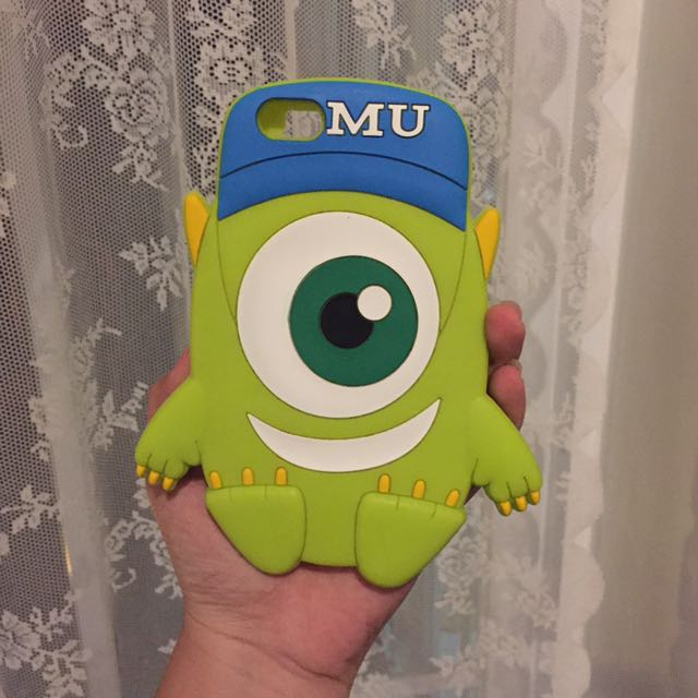 Case Iphone 6 - Monster University