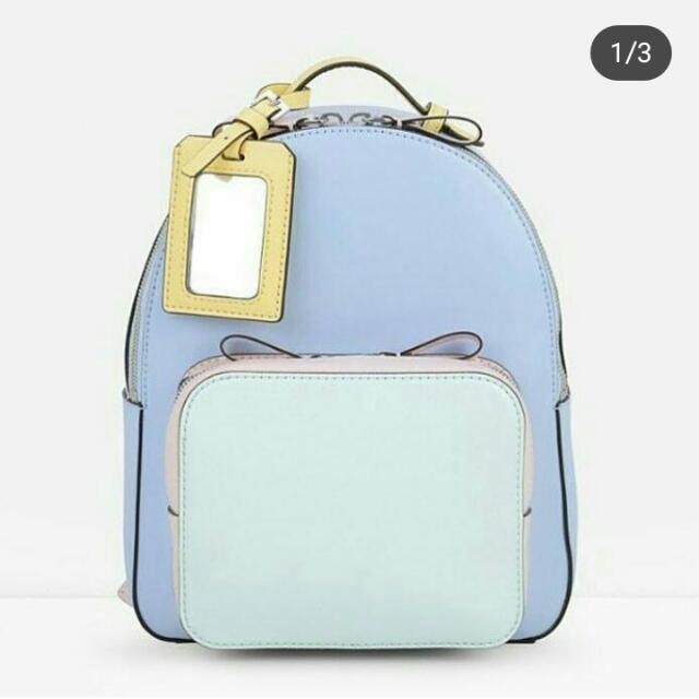 CKRIBBON BACKPACK 100% ORIGINAL!!