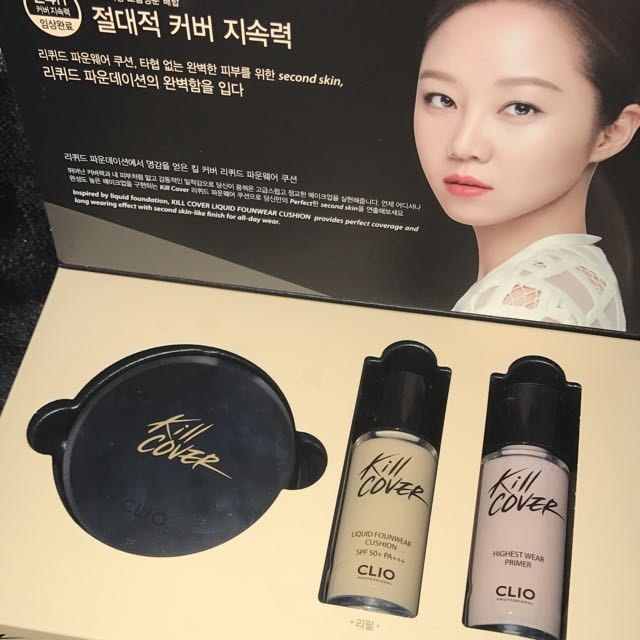 Clio Professional Kill Cover SPECIAL KIT