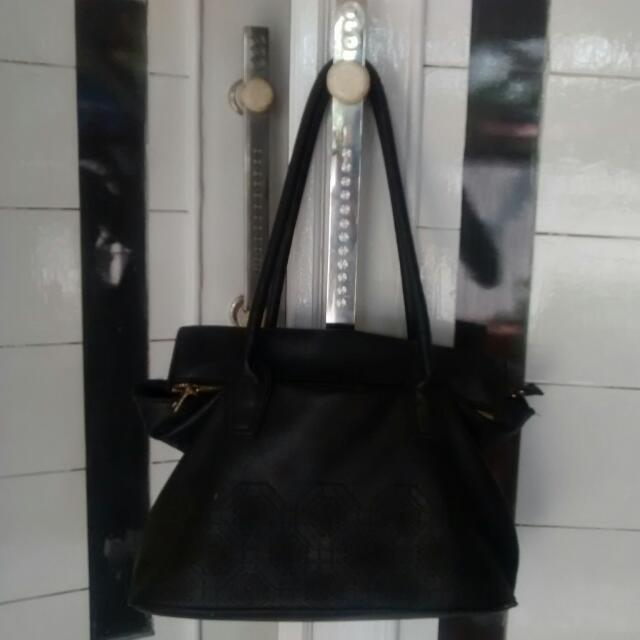 Conbipel Black Bag