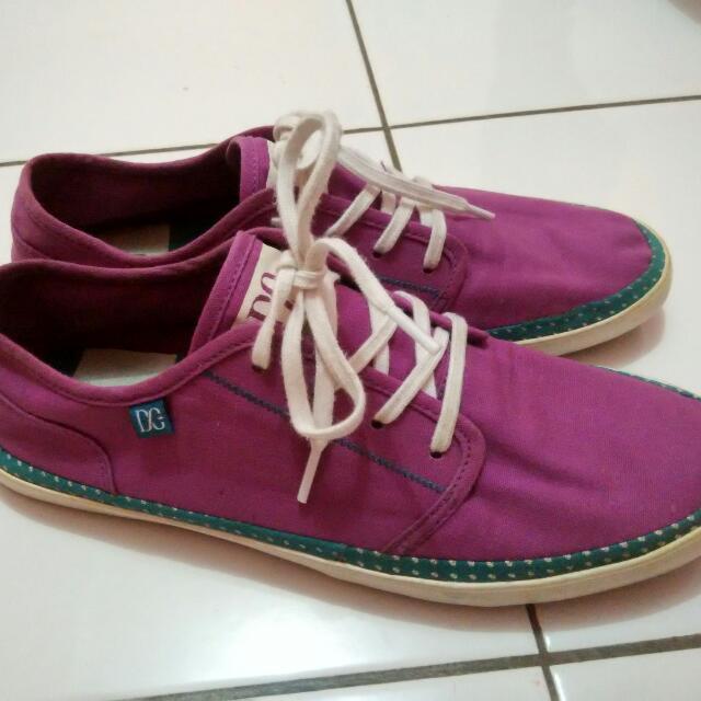 Dc Shoes Canvas Casual Original Size 43
