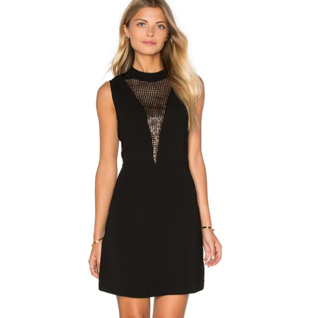 Designer Sequin Insert Dress