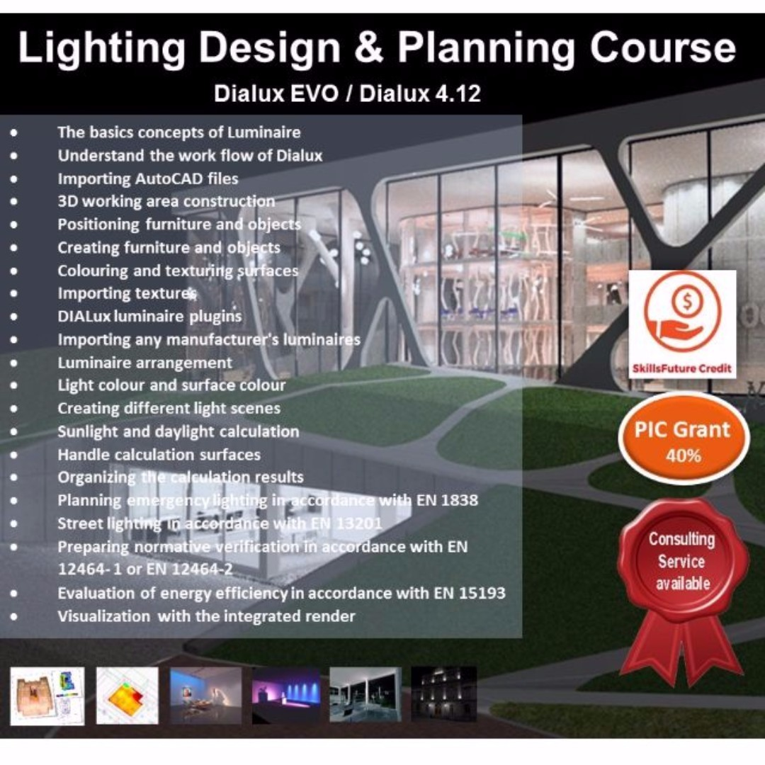 Fine Dialux Lighting Design Course On Carousell Home Interior And Landscaping Fragforummapetitesourisinfo