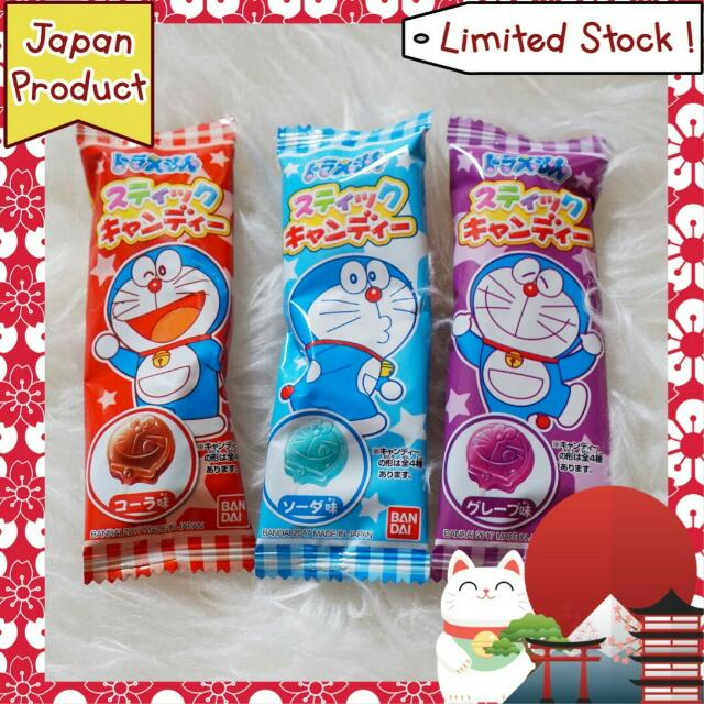 Doraemon Lollipop Japan Product