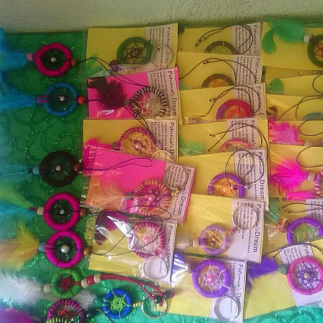Dream Catcher Book Marks, Keychains, Necklaces, Bag Tags