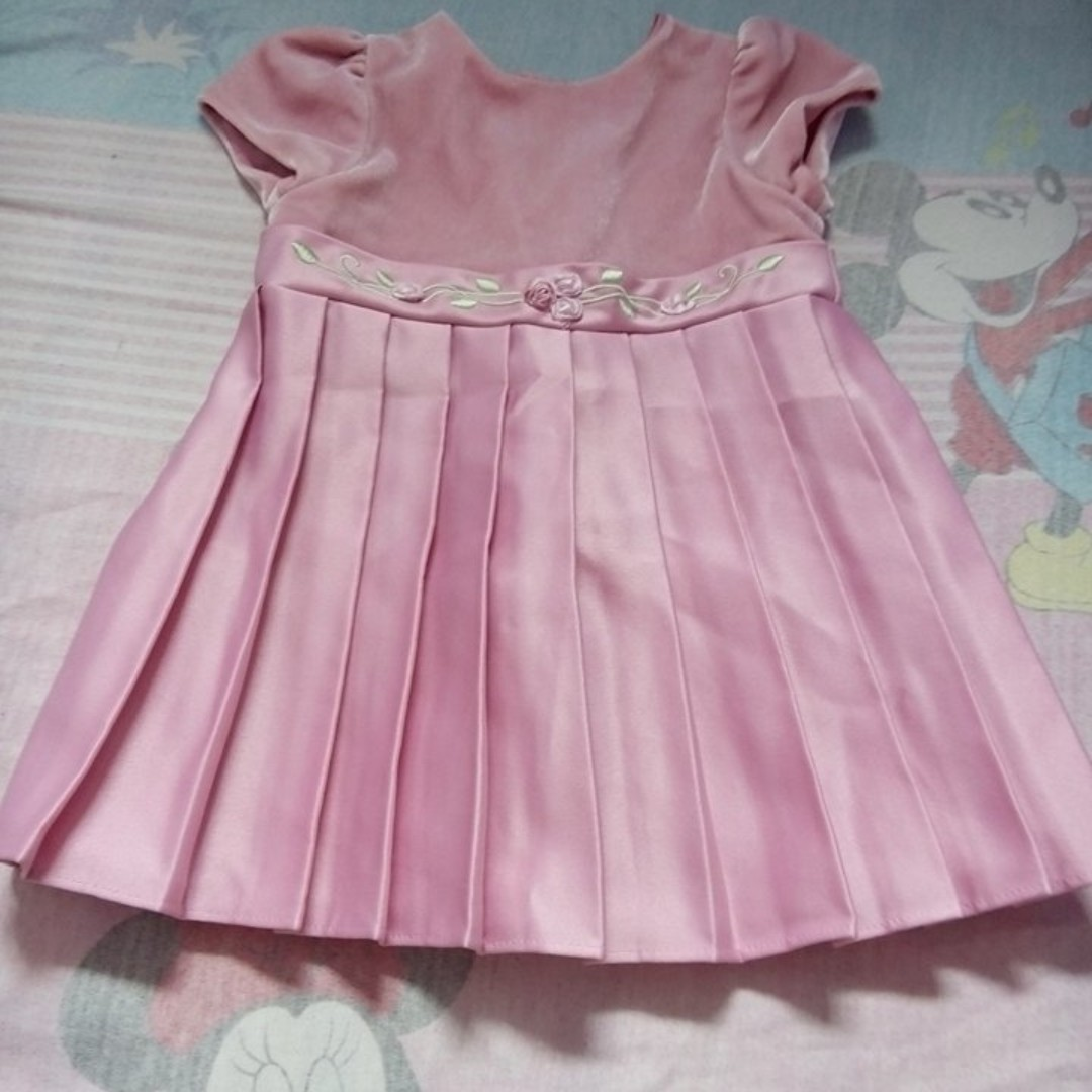 FOR SALE  Dress (Pink with Flits)