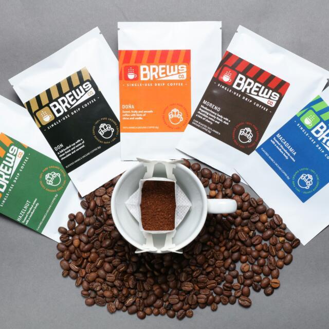 Drip Coffee By BREWSCO