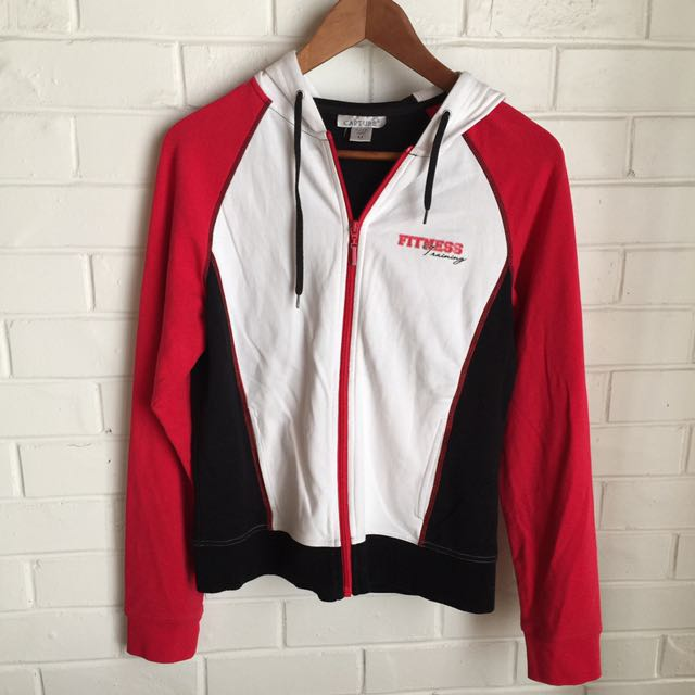 90s/Early 2000's Sporty Spice Jacket ✨