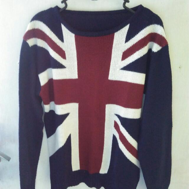 England Sweater
