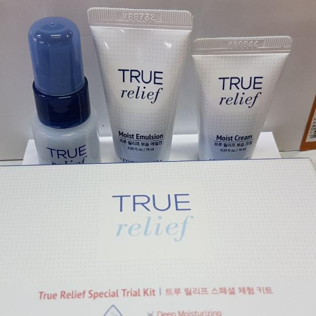 Etude True Relief Trial Kit