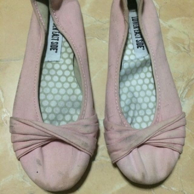 Flesh Flats From Payless