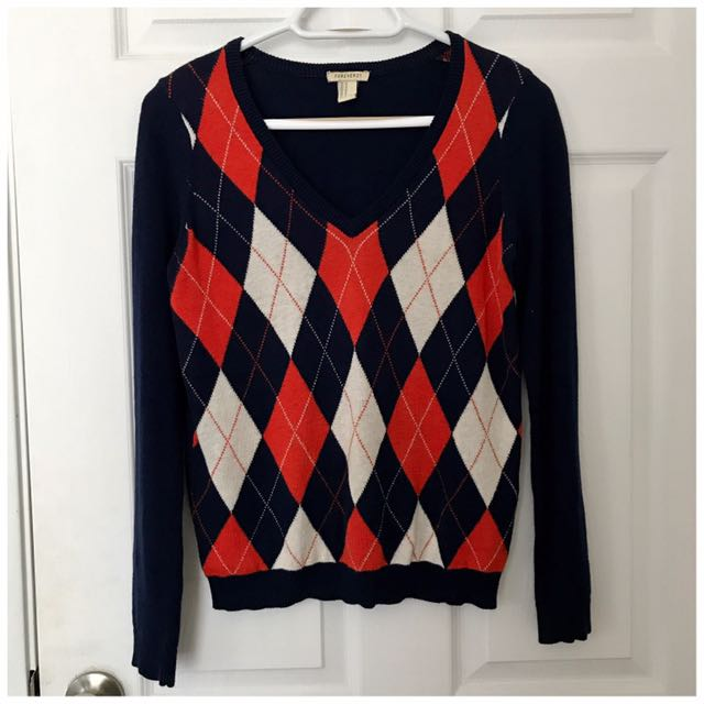 Forever 21 Sweater In Navy