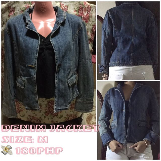 Forsale Denim Jacket