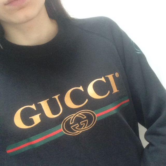Gucci Vintage Jumper