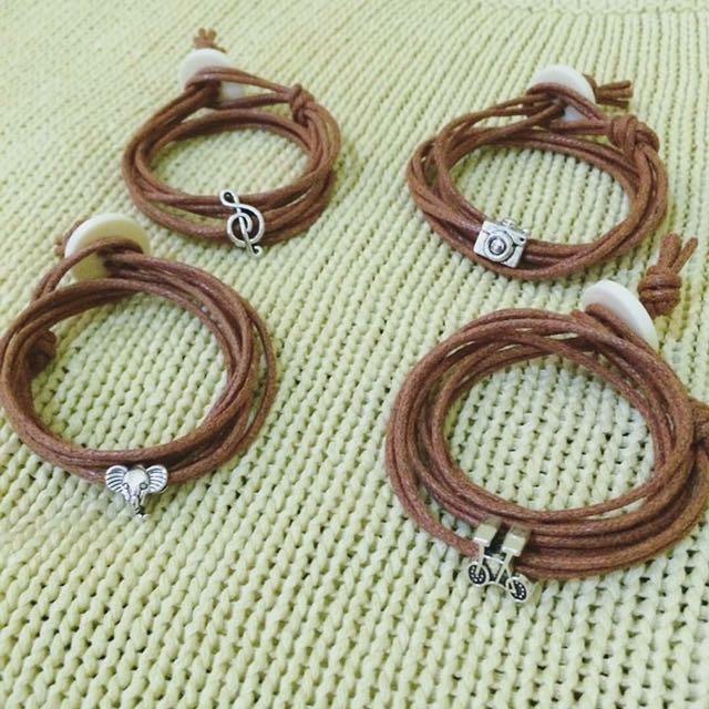 Handmade Bracelets By Beads&Breakfast