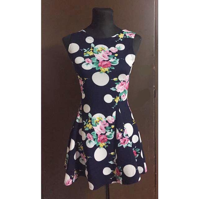 Hannah Skater Dress