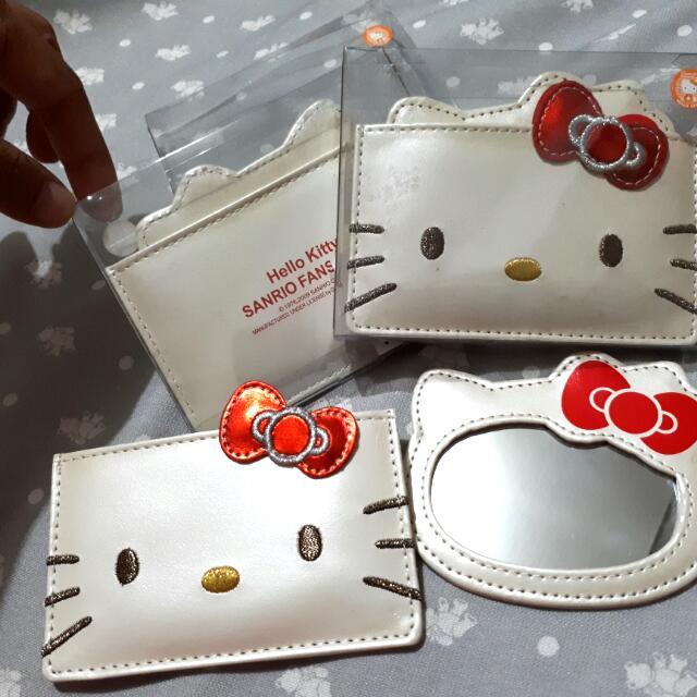 Hello Kitty Mirror/wallet