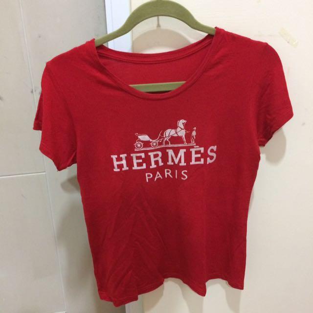 HERMĒS RED TEE