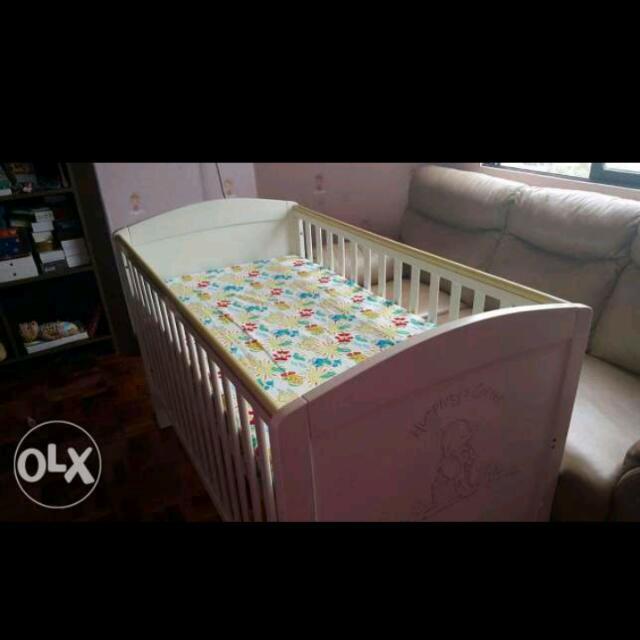 Humphrey Corner Giant Crib