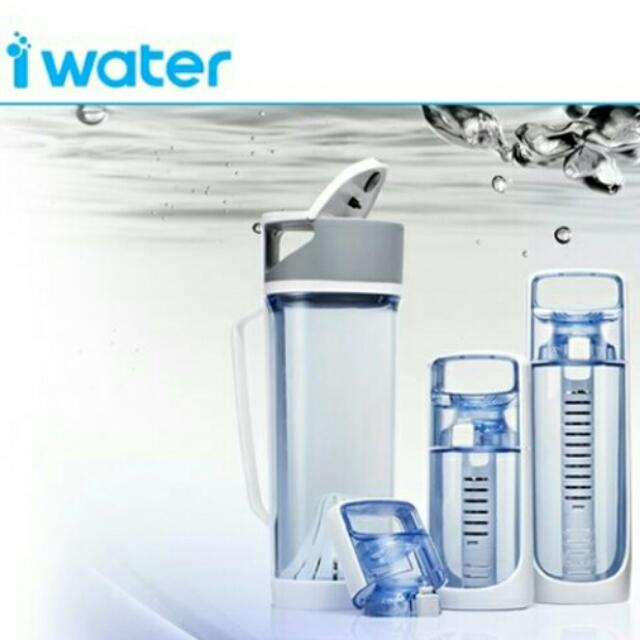 I-Water Alkaline Ionized Water Asli