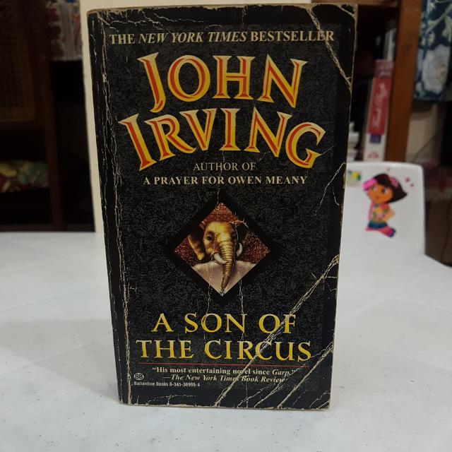 John Irving   A Son Of The Circus