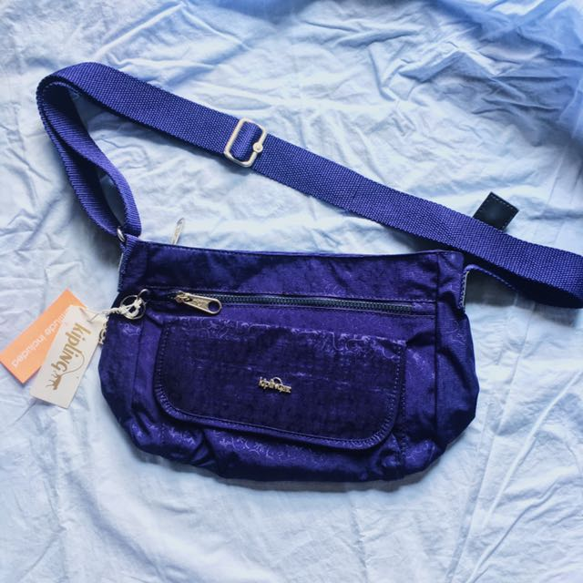 Authentic Kipling Body Bag