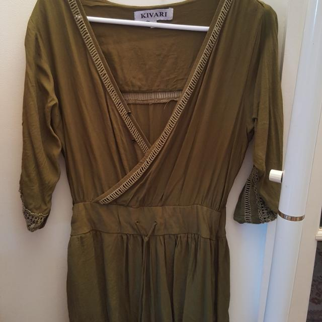 Kivari Playsuit