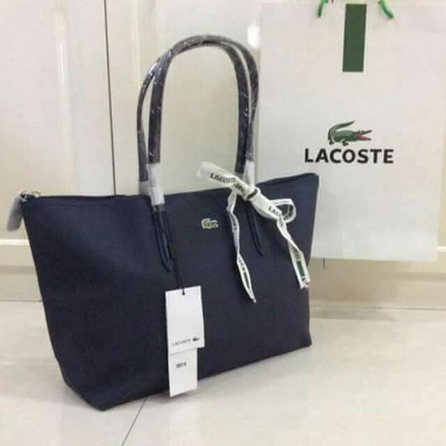 af93c7a5ce LACOSTE Bag from DUBAI, 💯% original with paper bag ✅available on ...