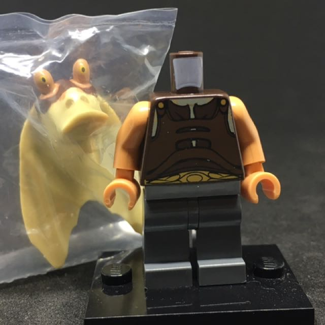 Lego Star Wars Gungan Warrior