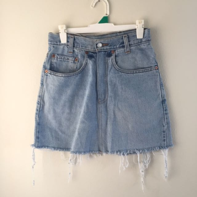 Levis Denim Skirt