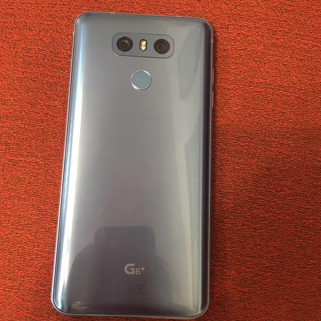 LG G6+ 藍色