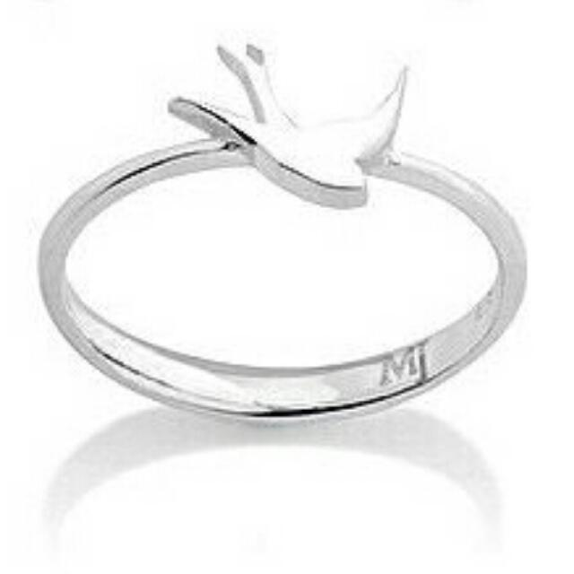 LOOKING For Shaaanxo By Michael John Swallow Bird Ring