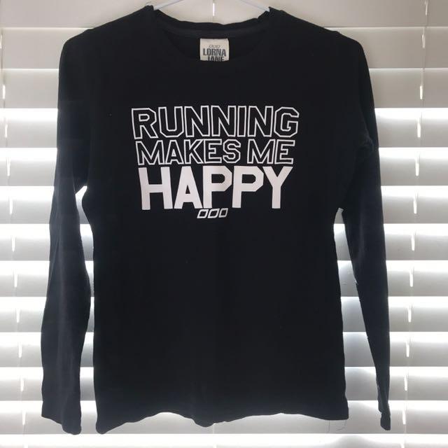 Lorna Jane Running Shirt