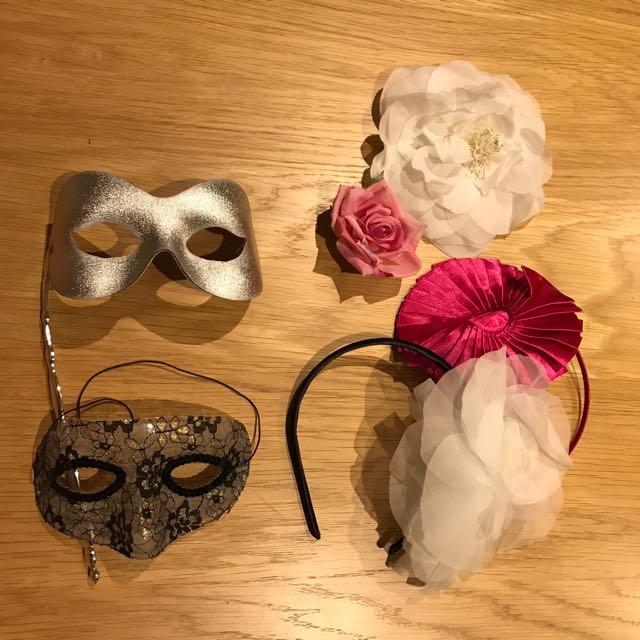 Masks & Headgear Accessories