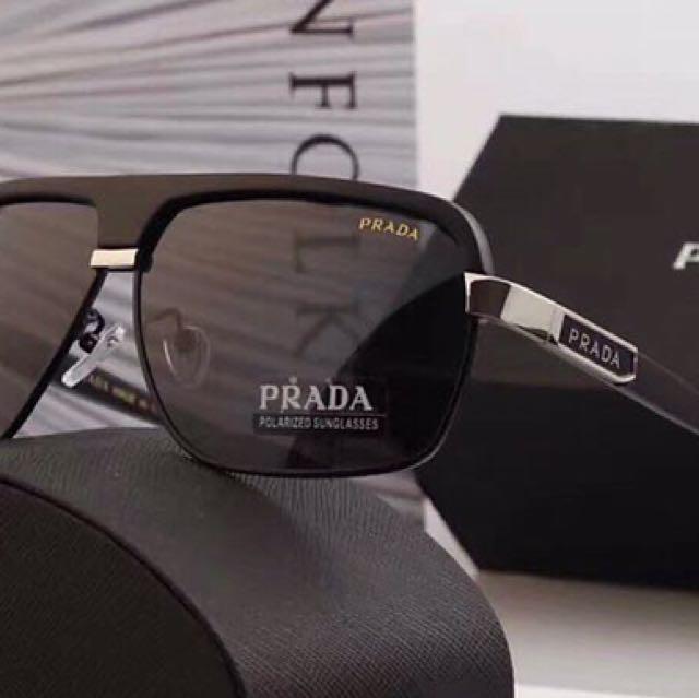 Men's Prada Sun Glasses