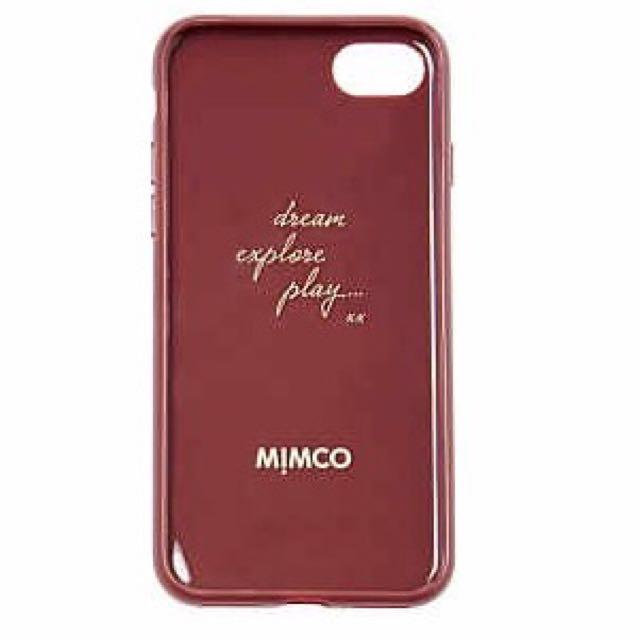 MIMCO - IPHONE 7 HARDCASE