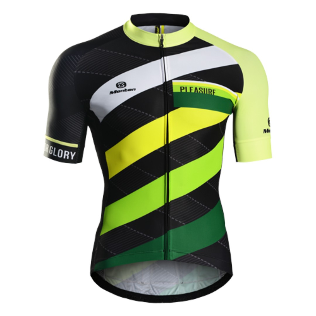 f0c8dae9d Monton Cycling jersey - dimension (green)