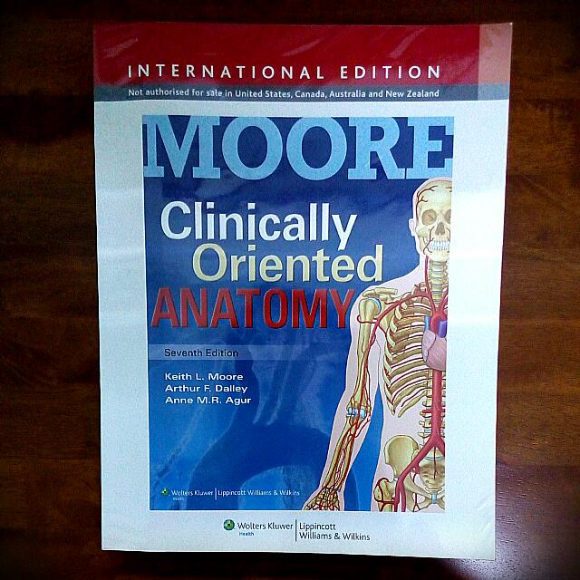 Clinically Oriented Anatomy By Keith Moore Gallery Human Body Anatomy