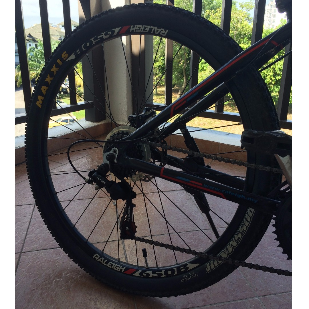 Mountain Bike Special | 27.5 Raleigh Marco Alloy 650B MTB, Sports ...