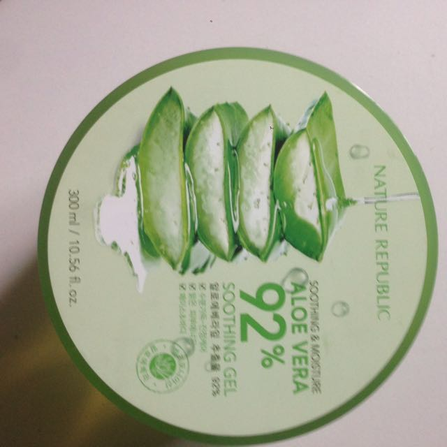 NATURE REPUBLIC SHOOTHING ALOE VERA GEL