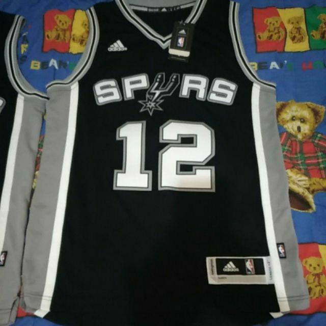 NBA 球衣 LaMarcus Aldridge 馬刺 Spurs ADIDAS Swingman 成人版 S號 全新含吊牌