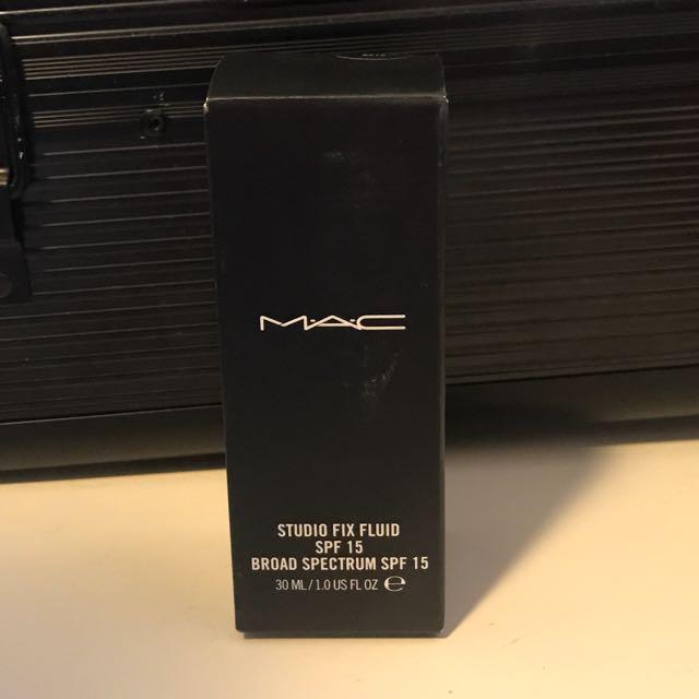NC15 MAC Foundation