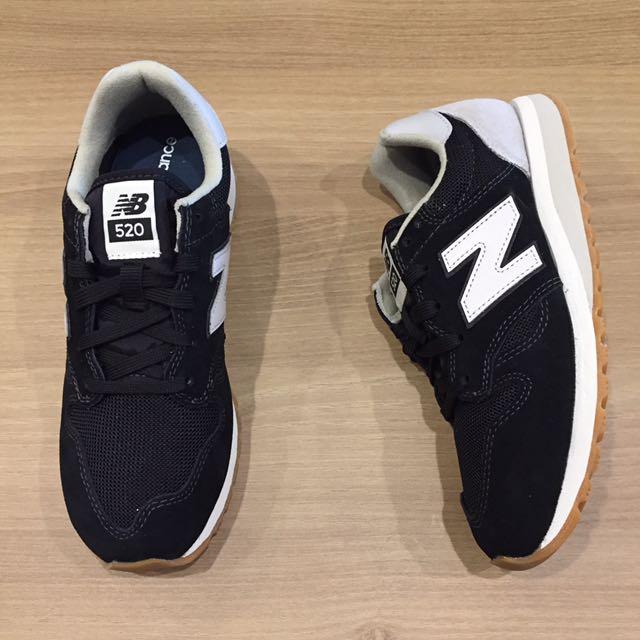 new balance U520 黑 白 復刻 隱藏版經典 70經典代表 男女鞋 情侶鞋 全新 保證正品