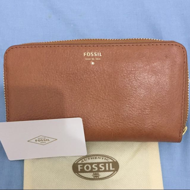 NEW! DOMPET FOSSIL