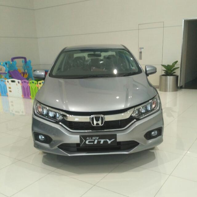 New Honda City E CVT 2017