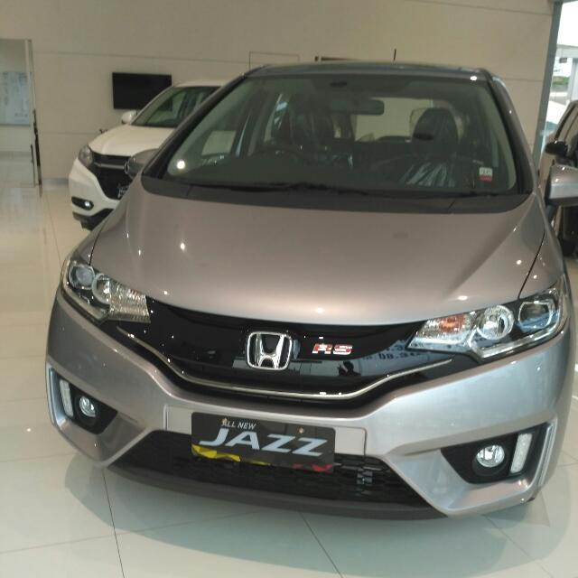 New Honda Jazz RS CVT 2017